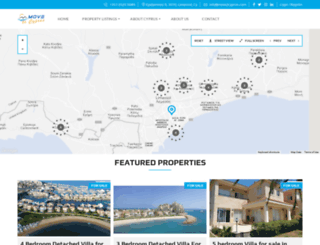 move2cyprus.com screenshot
