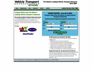 moveavehicle.com screenshot