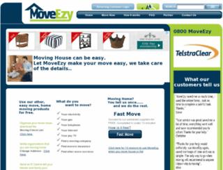 moveezy.co.nz screenshot
