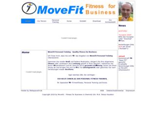 movefit.de screenshot