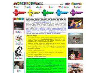 moveitmaththesource.com screenshot