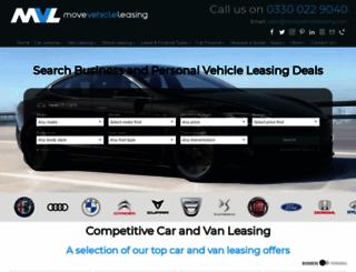 moveleasing.co.uk screenshot