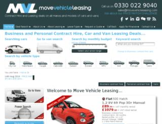 moveleasingleeds.co.uk screenshot