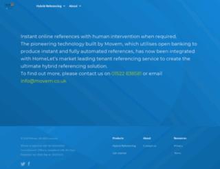 movem.co.uk screenshot