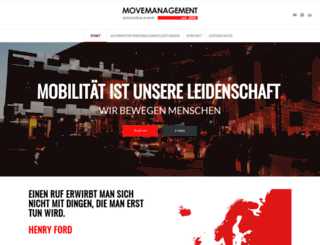 movemanagement.de screenshot