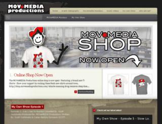 movemediaproductions.com screenshot