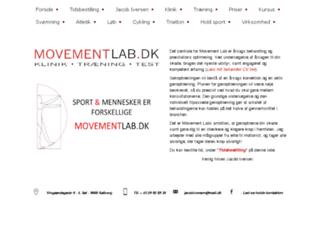 movementlab.dk screenshot