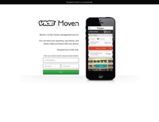 movenforvice.launchrock.com screenshot