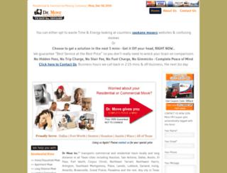 moversandpackerscompany.com screenshot