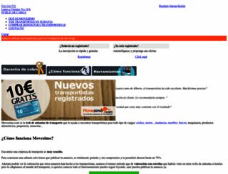 movesimo.com screenshot