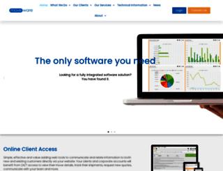 moveware.co.uk screenshot