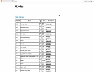 movie-download-list.blogspot.com.br screenshot