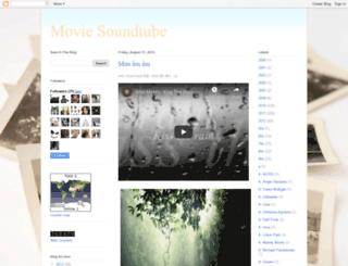 movie-soundtube.blogspot.com screenshot
