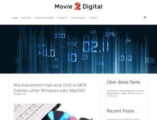 movie2digital.at screenshot