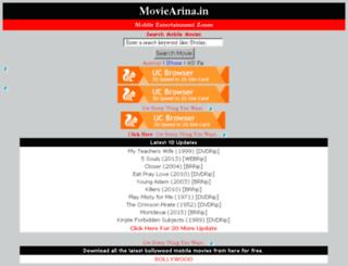 moviearina.wapka.mobi screenshot
