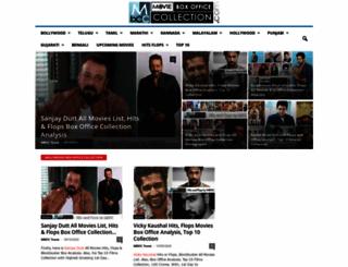 movieboxofficecollection.com screenshot