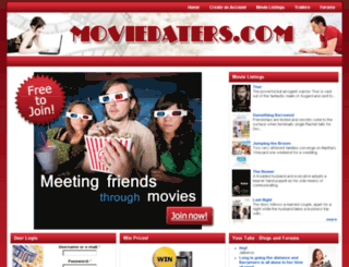 moviedaters.com screenshot