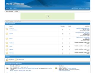moviedownload.boards.net screenshot