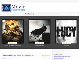 moviefountain.com screenshot