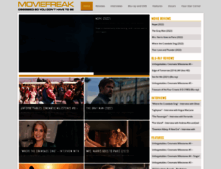 moviefreak.com screenshot
