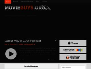 movieguys.org screenshot