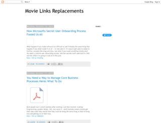 movielinksreplacements.blogspot.com screenshot