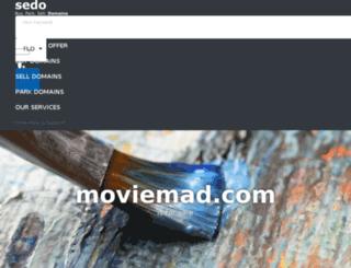 moviemad.com screenshot