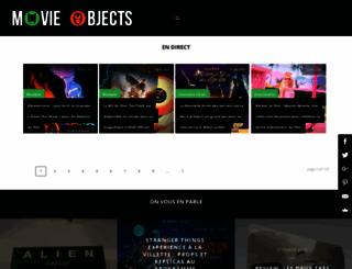 movieobjects.com screenshot