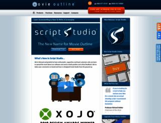 movieoutline.com screenshot