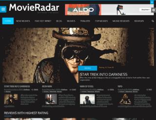 movieradar.net screenshot