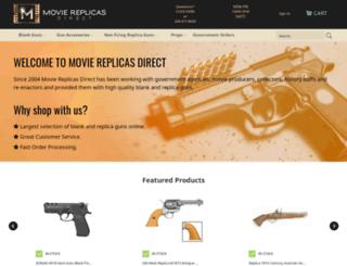 moviereplicasdirect.com screenshot