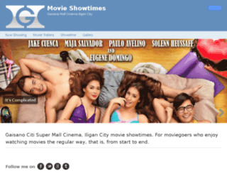 movies.iligan.co screenshot