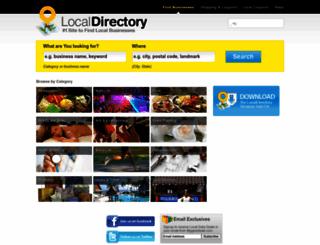 movies.localdirectory.com screenshot