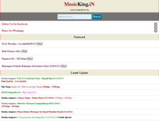 movies.musicking.in screenshot