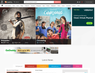movies.sulekha.com screenshot