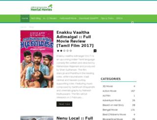 movies.thementalclub.com screenshot