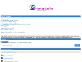 moviesdad.com screenshot