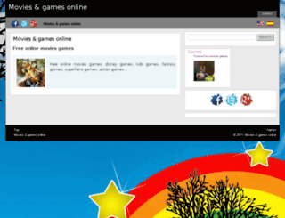 moviesgamesonline.com screenshot