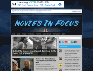 moviesinfocus.com screenshot