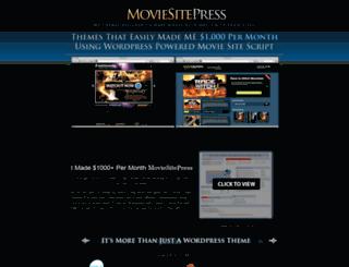moviesitepress.com screenshot