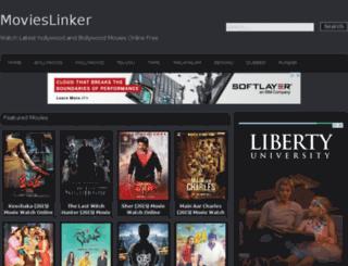 movieslinker.com screenshot