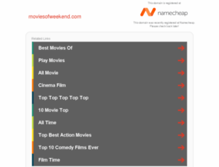 moviesofweekend.com screenshot