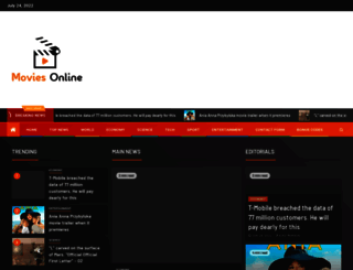 moviesonline.ca screenshot