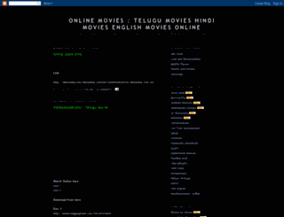 moviesonweb.blogspot.in screenshot