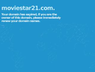 moviestar21.com screenshot