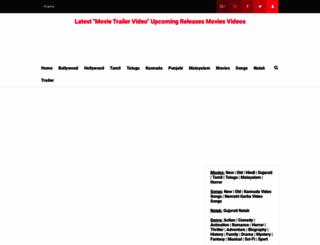 moviestrailersvideos.blogspot.in screenshot