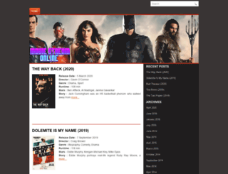 moviestreamonline.net screenshot