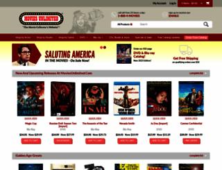 moviesunlimited.com screenshot