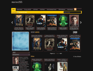 moviex265.blogspot.com screenshot
