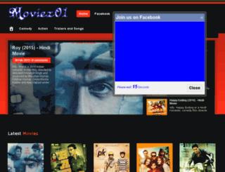 moviez01.blogspot.in screenshot